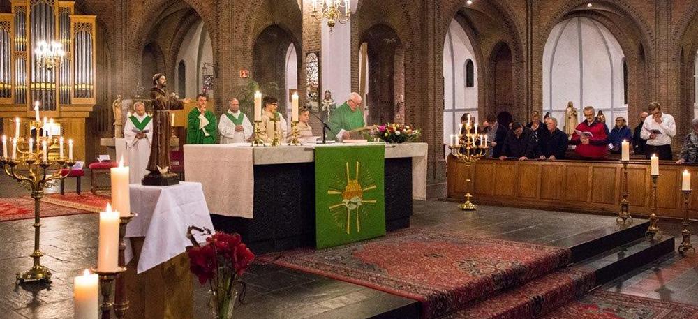 Sint Franciscusparochie homepage-vieringen